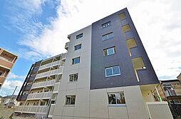 福岡県北九州市小倉北区上富野3丁目の賃貸マンションの外観