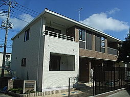 神奈川県大和市下鶴間2丁目の賃貸アパートの外観