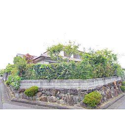 [一戸建] 奈良県奈良市帝塚山南3丁目 の賃貸【/】の外観