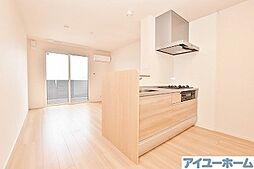 仮)D-room三ケ森[3階]の外観
