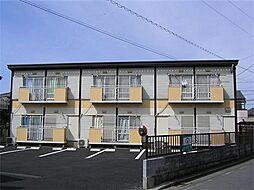 松栄ハイツA棟[202号室]の外観