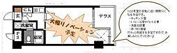 第47長栄フォルム御幸町[103号室号室]の間取り