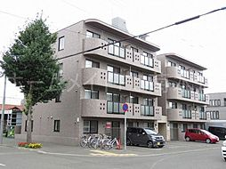 ゼスティ東札幌アネックス[1階]の外観
