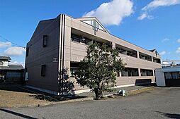 岡山県倉敷市玉島爪崎の賃貸アパートの外観