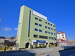 諏訪東生駒ビル[4階]の外観