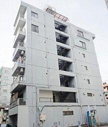東京都荒川区東日暮里5丁目の賃貸アパートの外観