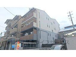 サイトKYOTO西院[1-A号室]の外観