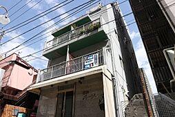 リンドール本八幡[4階]の外観