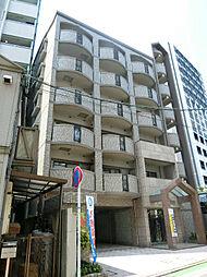 福岡県福岡市博多区千代1の賃貸マンションの外観