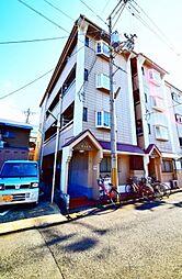 ライフイン住之江A棟[4階]の外観