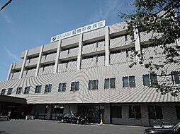 ビラ・ネプチュ−ンA棟[1階]の外観