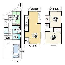藤森駅 1,980万円