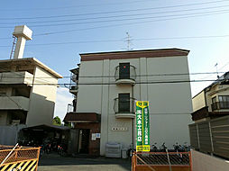 ハイツ松ヶ崎[3階]の外観