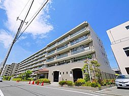 ネオハイツ桜井B[6階]の外観
