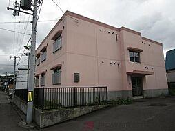 フラワーガーデン[1階]の外観