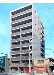 東京都墨田区石原の賃貸マンションの外観