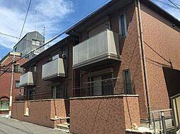 大阪府大阪市阿倍野区昭和町4丁目の賃貸アパートの外観