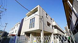 神奈川県川崎市高津区下作延2丁目の賃貸マンションの外観