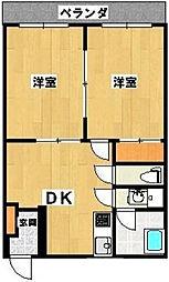 荒木駅 3.8万円
