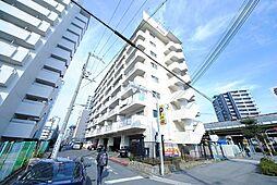 西中島東行マンション[7階]の外観