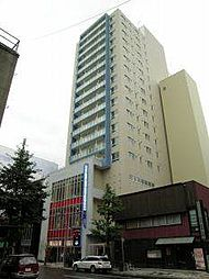 UURコート札幌南三条プレミアタワー[15階]の外観