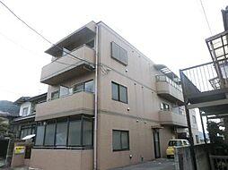 広島県広島市安芸区矢野西3丁目の賃貸マンションの外観