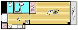 セント・ティアラ[4階]の間取り