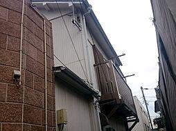 吉澤アパート[2階]の外観