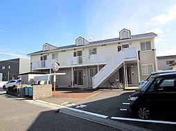 シーサイドマンションとにいわんA棟[2階]の外観