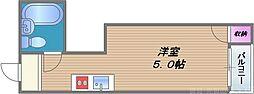 大阪城公園駅 2.6万円