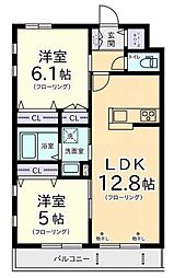 河辺駅 8.3万円