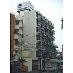 ペガサスマンション白楽[702号室]の外観