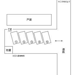 友部駅 0.4万円