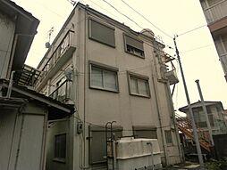 釘村アパート[301号室]の外観