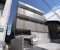京都府京都市南区東九条中御霊町の賃貸マンションの外観