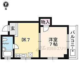 京阪本線 神宮丸太町駅 徒歩27分