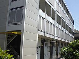 ニューオンリーI[2階]の外観