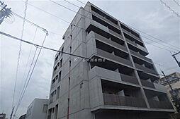 兵庫県神戸市中央区下山手通8の賃貸マンションの外観