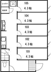 志村三丁目駅 2.8万円