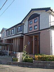 愛知県名古屋市中村区並木1丁目の賃貸アパートの外観