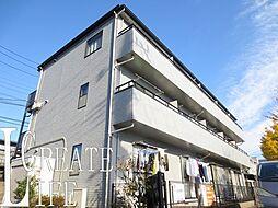 埼玉県さいたま市南区曲本4の賃貸アパートの外観
