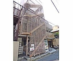 京都府京都市上京区弾正町の賃貸マンションの外観