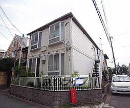 京都府京都市右京区西京極芝ノ下町の賃貸アパートの外観