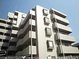 東京都日野市旭が丘3丁目の賃貸マンションの外観