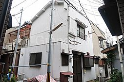 [一戸建] 大阪府大阪市鶴見区放出東2丁目 の賃貸【/】の外観
