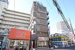 埼玉県越谷市越ケ谷1丁目の賃貸マンションの外観