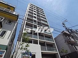 アルファレガロ神戸WEST[3階]の外観