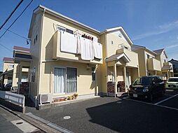 [テラスハウス] 静岡県浜松市中区曳馬3丁目 の賃貸【/】の外観