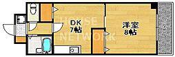 ファミールトヤマ[304号室号室]の間取り