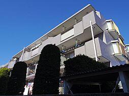 エステート南大泉[1階]の外観